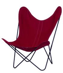fauteuil design fauteuil aa butterfly toile structure structure