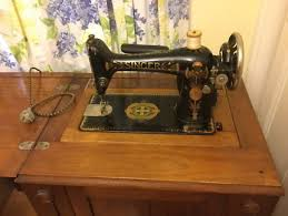 Antique Singer Sewing Machine And Cabinet Singer Sewing Machine Cabinet Gumtree Australia Free Local
