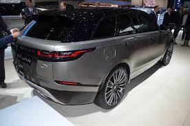 land rover bmw range rover velar comes to geneva to challenge the bmw x5
