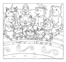 richard scarry coloring pages funycoloring