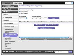 auto port forwarding program how to set up a network a k a ip