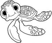 designermode finding nemo coloring pages free printable