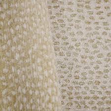 Wool Drapery Fabric Siamese 1010 1 Reversible Animal Print Chenille Fabric