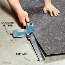 How To Scribe Laminate Flooring Installing Laminate Countertops Family Handyman