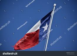 Garrison Flag Size Texas Flag Waving Wind Stock Photo 400929199 Shutterstock