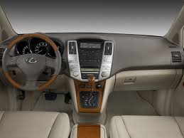 lexus rx400h dash 2008 lexus rx350 reviews and rating motor trend