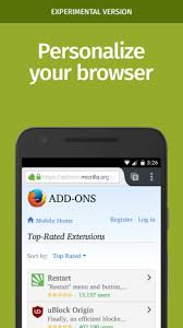 mozilla firefox android apk firefox nightly for developers unreleased 60 0a1 apk