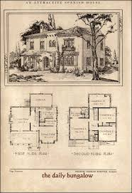 colonial revival house plans 119 best 1910 1940 mediterranean revival images on