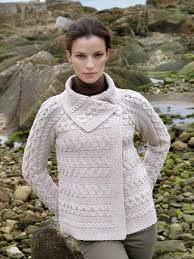 aran button cardigan x4228 merino wool irish sweaters and aran