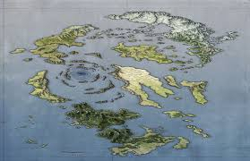 Fantasy Map Island Map Fantastic Maps