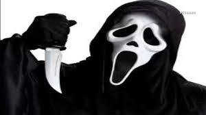 scream halloween mask 10 best horror movie villains youtube