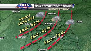 Tennessee Weather Map by Forecast Discussion Update Significant Threat For Severe Weather