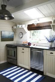 creative of striped kitchen rug rug black and white kitchen rug