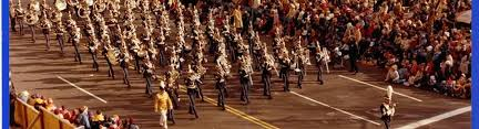 marching the macy s thanksgiving day parade in the west