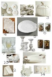everything you need for your thanksgiving table stonegable