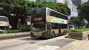 kowloon motor bus hd 60 fps assorted double decker bus action