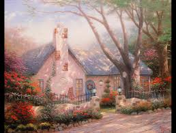 140 best thomas kinkade images on pinterest thomas kinkade