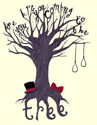 the hanging tree by nellmeowmeow on deviantart
