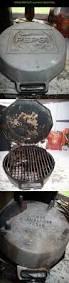 vintage pepsi cast aluminum hibachi grill grills hibachi