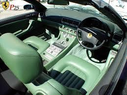 ferrari pininfarina sergio interior coachbuild com pininfarina ferrari 456 gt venice convertible