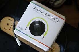 wireless speaker adapter for home theater chromecast audio review you can just throw away all those crappy