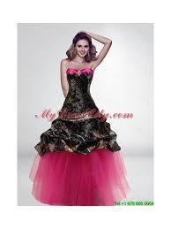 pink camo wedding gowns 2015 fashionable princess pink camo wedding dresses