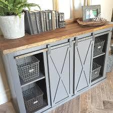 How To Make A Sliding Barn Door by Best 25 Sliding Cabinet Doors Ideas On Pinterest Anna White