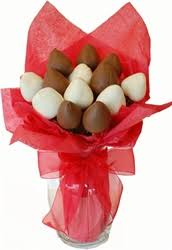 chocolate covered strawberry bouquets a one of a gift albany ny gift baskets s week