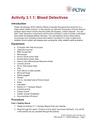 autopsy report sample 3 1 1 blood detectives