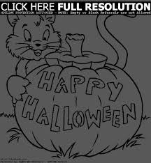 halloween drawing pages u2013 fun for halloween