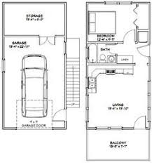 16 x 32 house plans homes zone 1 car 2 story garage apartment plan 588 1 12 3 x 24 stairbehm