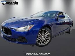 maserati new and used maserati dealer florida maserati of jacksonville