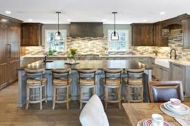 How To Design Kitchen Island Fabulous Traditional Kitchen Wood Dining Table Collection Of Large