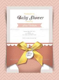 free printable invitation cards templates ba shower card template