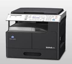 Toner Mesin Fotocopy Minolta features bizhub 215 195 konica minolta