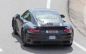 porsche turbo 2019 porsche 911 992 turbo mule not ready to production