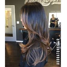 how to cut hair so it stacks layer stacks pinterestworthy haircut balayage cuuttts
