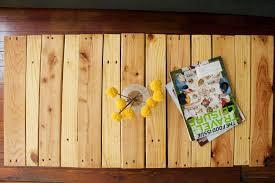 diy pallet coffee table diy pallet coffee table u2013 kept blog
