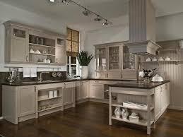 cuisine inspiration cuisine cottage grise sur mesure meubles de cuisines cuisines