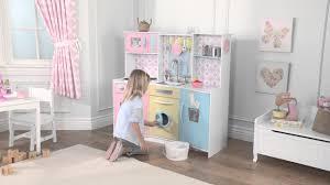 kidkraft modern country kitchen set kidkraft sweet treats kitchen youtube