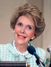 Nancy Reagan Nancy Reagan U0027s Funeral Guest List Tells Couple U0027s Life Story U2013 Twin
