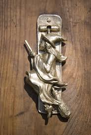 witch door knocker u2026 pinteres u2026