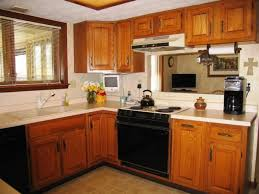 Neutral Kitchen Colors - lovely kitchen color schemes with oak cabinets kitchen cabinets