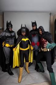 Batman Batgirl Halloween Costumes Characters Batgirl Tv Version Robin Superman Jutice Lord