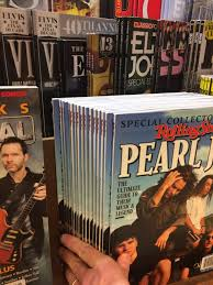 Barnes And Noble Noblesville New Rolling Stone Pearl Jam Special Collector U0027s Edition Page 3