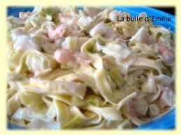 boursin cuisine recette tagliatelles jacques crevettes et boursin la bulle d emilie