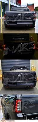 ford falcon tail lights smk red led tail lights ford fg falcon ute xr6 xr8 turbo r6 fpv gs