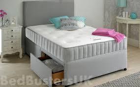 beautiful grey headboard double bed henley double headboard grey