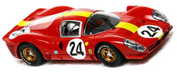 scalextric 330 p4 scalextric c2642 330p4 le mans 1967 3rd place c c2642
