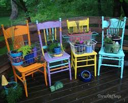 Ideas For Painting Garden Furniture by 218 Best Garden Ideas Images On Pinterest Garden Ideas